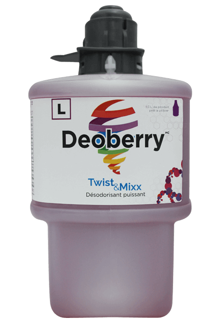 Deoberry | Twist&Mixx