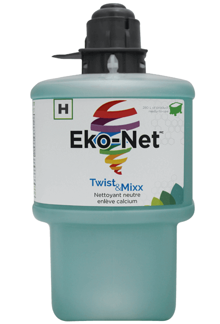 Eko-Net | Twist&Mixx