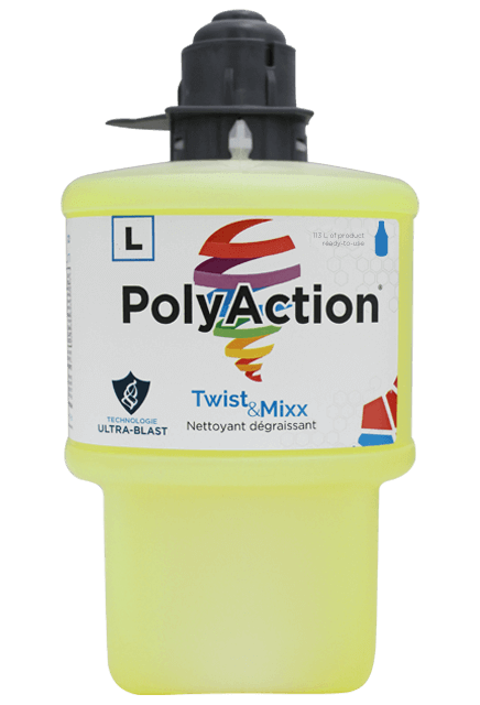 PolyAction | Twist&Mixx