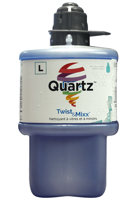 Quartz | Twist&Mixx