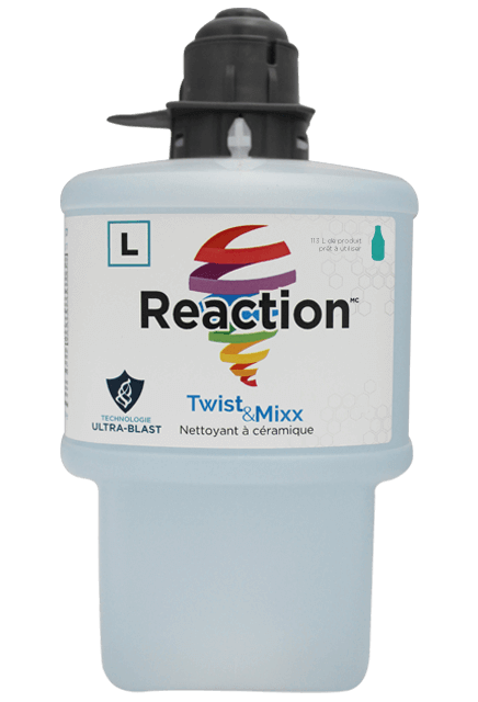 Reaction | Twist&Mixx